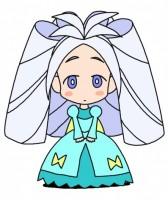 きゃりーぱみゅぱみゅが演じるラクガキングダムのお姫様キャラクターデザイン