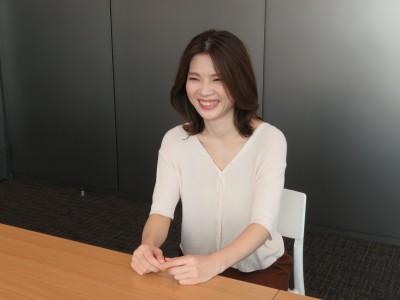 LINEのVVIDチーム プロジェクトマネージャーの佐々木章子氏