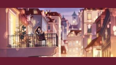 幻想的な世界観で制作されたハーゲンダッツのアニメーションCM