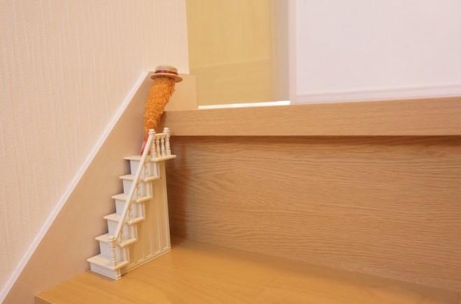 「小さな階段を用意してあげれば自分で上っていきます」えびふらいふさんTwitterより