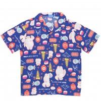アロハシャツ※ユニセックスM-L(¥3900)