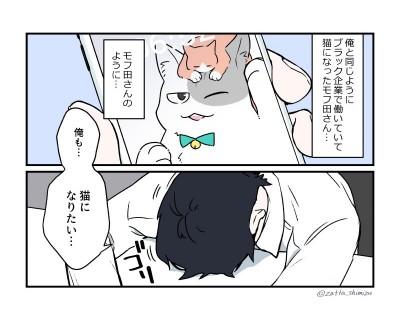 『ブラ猫』新作「転職編」