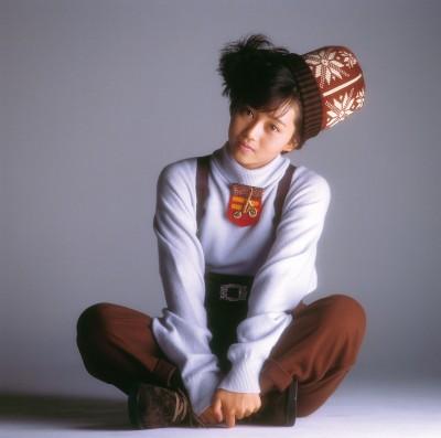 アイドル全盛期の浅香唯(1987年1月)
