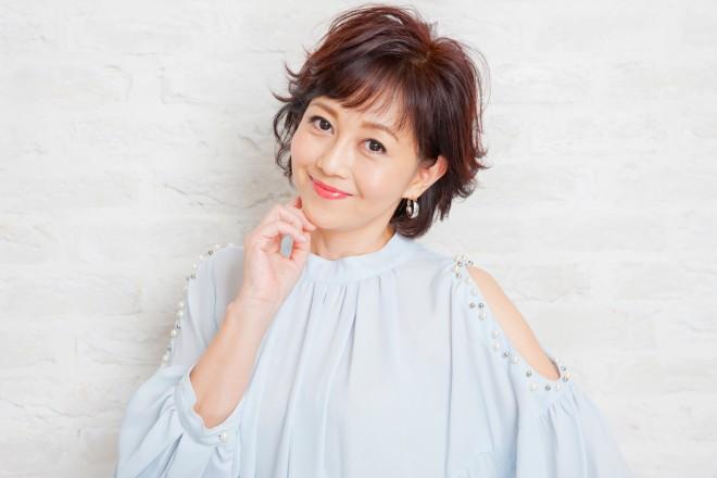 デビュー35周年を迎えた浅香唯(写真/逢坂聡)