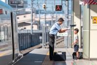 『長野駅の新幹線ホームで出会った物語。』(2)