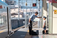 『長野駅の新幹線ホームで出会った物語。』(3)