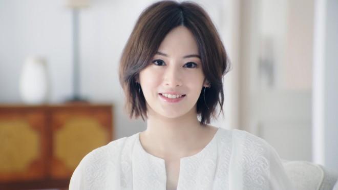 北川景子出演の『シチズン クロスシー』CMより