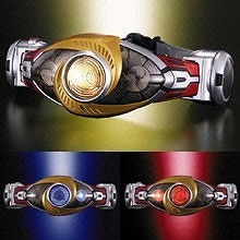 【変身ベルト】仮面ライダーアギト(2001)