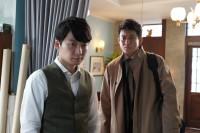 映画『罪の声』場面写真(C)2020「罪の声」製作委員会