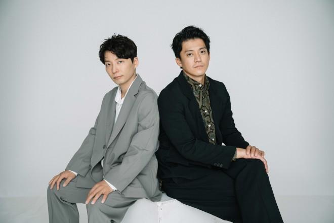 (左から)星野源、小栗旬【撮影:KOBA】 (C)ORICON NewS inc.