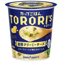『カップごはんトロリ〜ズ濃厚クリーミーチーズカップ』230円(税別)