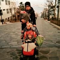2男3女の5児の父