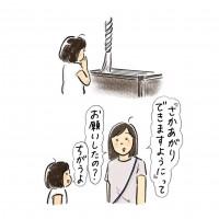逆上がりの練習…(3)