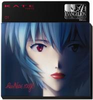 「KATE×エヴァンゲリオン」コラボレーション(C)カラー