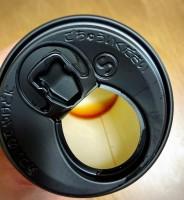 どうしても残ってしまうコーヒー。何度も試作を繰り返し、1割程度の残量に