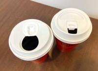 苛烈極めるコンビニコーヒー、勝敗ポイントは「飲み口の大きさ」?