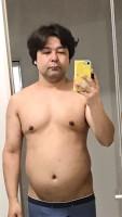 体重が95キロあったダイエット前の市川ヒロシ氏