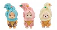 周年グッズで一番人気の高かったアイスクリームの赤ちゃん(画像提供:エポック社)