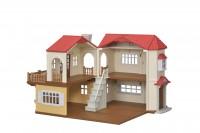 現在の赤い屋根の大きなお家(画像提供:エポック社)