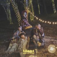 SEKAI NO OWARIのシングル「silent」【FC盤】