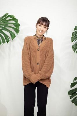 若槻千夏 撮影/山?美津留
