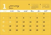 『ハゴロモ』人気のカレンダー一覧