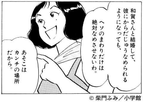 『東京ラブストーリー』(C)柴門ふみ/小学館