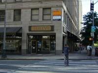 1990年代に開業したシアトルにあるタリーズコーヒー1号店