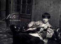 錦戸亮2ndアルバム『Note』WIZY盤