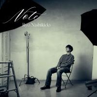 錦戸亮2ndアルバム『Note』通常盤