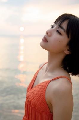 お気に入りの夕景カット(C)光文社/週刊FLASH 写真◎矢西誠二