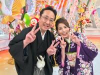 『めざましテレビ』メインキャスター三宅アナ&永島アナ