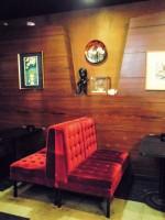 【群馬県】喫茶ロイヤル 薄暗い中に完璧なディティールの内装