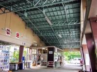 【埼玉県】宝登山ロープウェイ 麓駅の内側