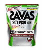 『ザバス ソイプロテイン100 ココア味 45食分』(税抜4,600円)