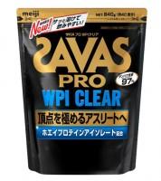 『ザバス プロ WPIクリア 40食分』(税抜7,600円)