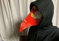 プリングルスで制作したマスク