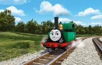 イタリア出身の情熱的な女の子機関車「ジーナ」