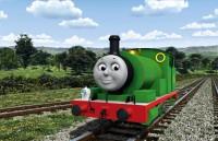 トーマスの一番の友だち「パーシー」