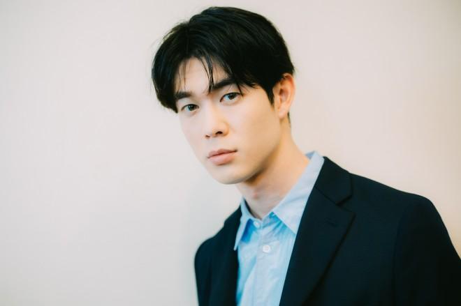 宮沢氷魚 撮影:田中達晃(Pash)/(C)ORICON NewS inc.