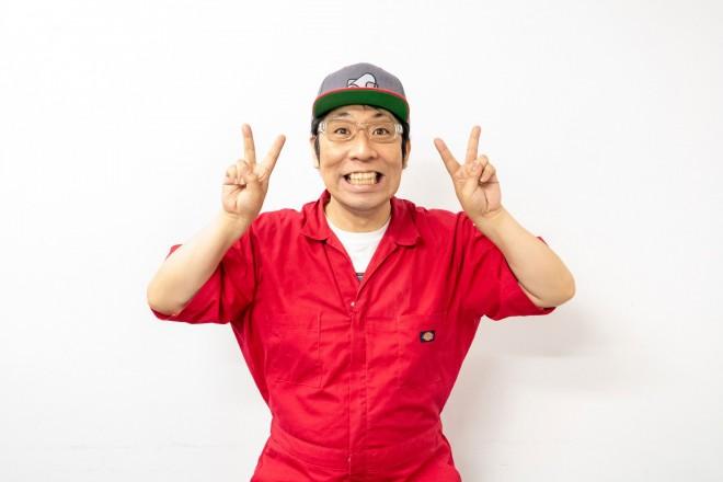 吉本プラモデル部 部長・佐藤哲夫(パンクブーブー)