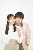 日本テレビ系連続ドラマ『恋はDeepに』にW主演する石原さとみ&綾野剛
