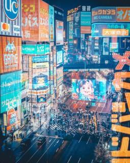 東京未来予想図(画像提供:YULILYさん)