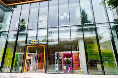 IKEA原宿(C)イケア・ジャパン