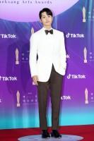 映画『スペース・スウィーパーズ』(Netflixで配信中)主演のソン・ジュンギ=『第57回 百想芸術大賞』レッドカーペット