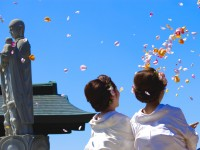 LGBTQ仏前結婚式の模擬挙式