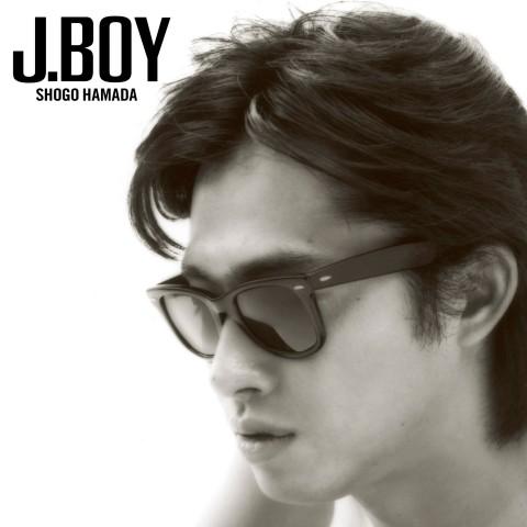 12th ALBUM J.BOY