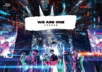 LIVE Blu-ray『WE ARE ONE』ジャケット