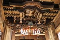 徳川家康公の弟である村上藩主内藤家の初代内藤信成公を祀る藤基神社