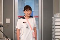 ドラマ『ナイト・ドクターに出演している野呂佳代